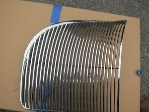 1941 Lincoln Grill Grille Nos