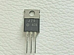 1 Piece Hitachi 2sj79 Silicon P channel Mos Fet Free Shipping Within The Us