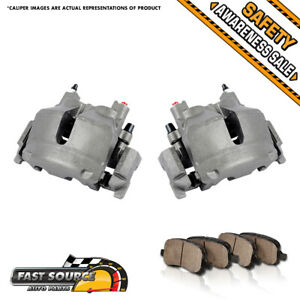 For 1999 2000 2001 2002 Jeep Grand Cherokee Front Brake Calipers And Pads