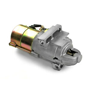 Fit Chevy Sbc 350 Bbc 454 11 168t Offset High Torque Starter Motor
