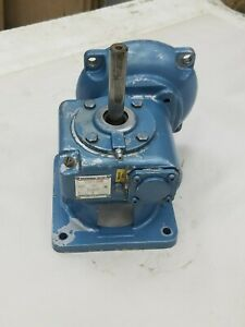 Morse 13gcv 10 Rud Right Angle Worm Drive Gear Reducer 10 1 Ratio 53 Hp