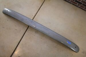 Nos Oem 1939 1940 1941 1946 Chevrolet Gmc Truck Front Bumper And Brackets 9 027