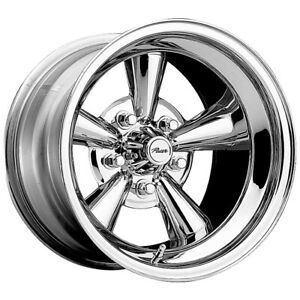 4 Pacer 177c Supreme 15x7 5x4 75 13mm Chrome Wheels Rims 15 Inch