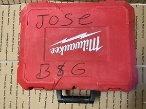 Milwaukee 5268 21 1 1 8 Sds Plus Rotary Hammer Drill Case Only