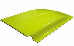 Jsp Outlaw Z Cowl Induction Hood Scoop 43 By 27 By 3 5 Inch Primed Jsp029