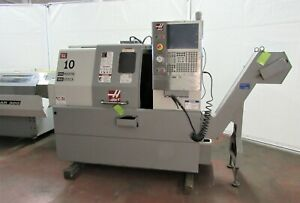 Haas Sl 10t Cnc Turning Center Lathe Id l 059