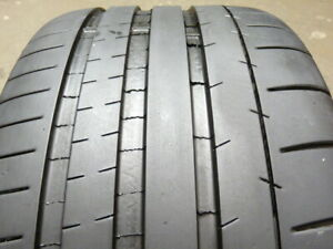 Michelin Pilot Super Sport 275 35r18 Zr 99y Used Tire 6 7 32
