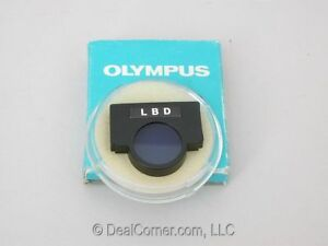 Olympus Lbd Blue Drop in Microscope Filter