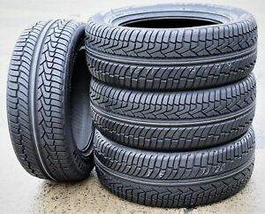 4 New Forceum Heptagon Suv 255 55r18 109v Xl A s Performance Tires
