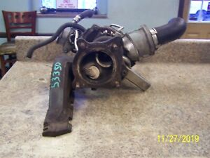 2005 2006 2007 2008 2009 Audi A4 A 4 2 0l Turbo With Exhaust Manifold