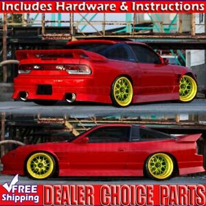 For 1989 2002 326 Power Style Spoiler Wing Nissan S13 S14 180sx 240sx Unpainted