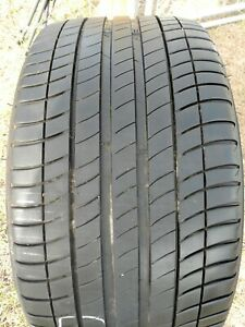Used Michelin Primacy 3 Zp 275 40 18 7 32 Tread No Patch 1671d Tire Tires