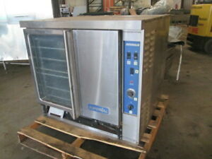 Imperial Single Deck Lpg Propane Gas Convection Oven Model Icv 1