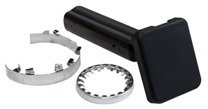 99 13 Silverado Sierra Jack Tube Spare Tire Carrier Lock Cover And Rings Kit