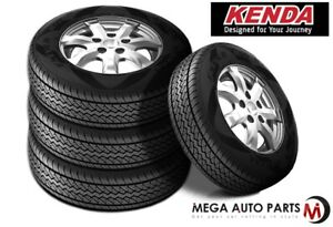 4 New Kenda Klever H p Kr15 235 70r16 106s M s Rated All season Highway Tires