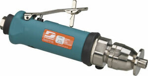Dynabrade 51857 7hp Trim Router 20000 Rpm Rear Exhaust 1 4 Collet