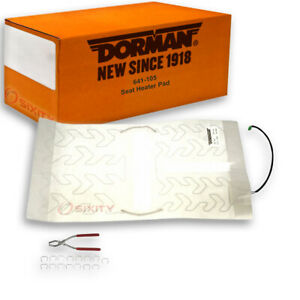 Dorman Oe Solutions 641 105 Seat Heater Pad For 88940309 88940288 Rq
