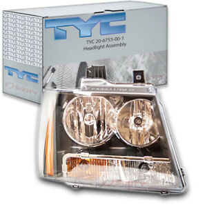 Tyc 20 6755 00 1 Headlight Assembly For General Motors 22853026 Be