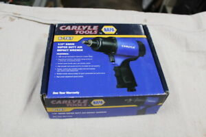 Napa Carlyle Tools 6 767 1 2 Super Duty Power Air Impact Wrench Brand New