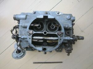 Mopar 1967 Carter Afb Carburetor 4296s 273 Manual Barracuda Valiant Dart Rare