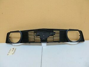 2010 2012 Ford Mustang Gt Front Upper Grille