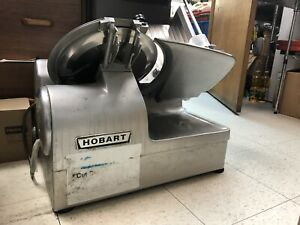 Hobart 1712f Automatic Deli Meat Slicer