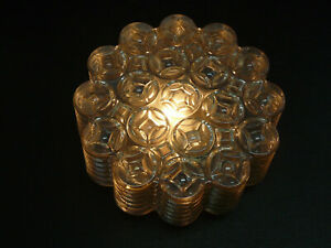 Pretty Wall Ceiling Light Glass Mid Century Wila Germany
