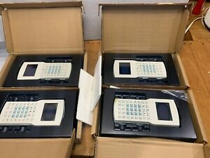 Lot Of 4 Data General 5521 Handheld Pos Collection Terminal 5221bt In Box