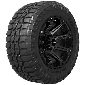 4 35x12 50r18 Federal Xplora R t 123q E 10 Ply Black Wall Tires