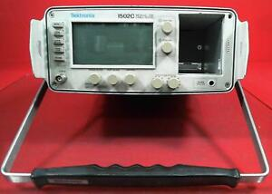 Tektronix 1502c Time Domain Reflectometer Cable Tester B023997