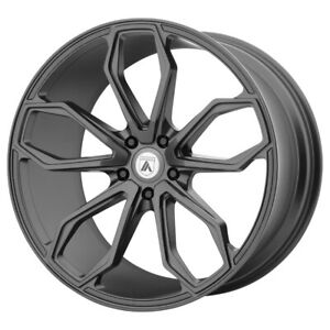 4 asanti Abl 19 Athena 20x8 5 5x4 5 38mm Gunmetal Wheels Rims 20 Inch
