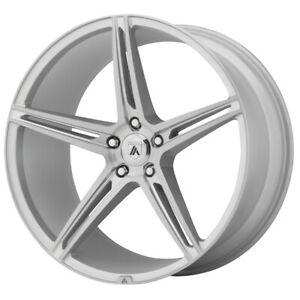 4 asanti Abl 22 Alpha 5 22x9 5x4 5 32mm Brushed Wheels Rims 22 Inch