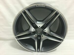 19 Amg Style Staggered Wheels 5x112 Rim Fits Mercedes Benz E Class 350 550