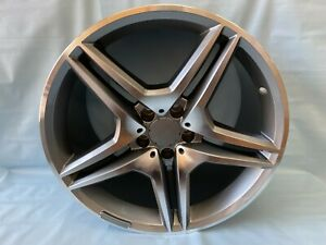 19 Sls Amg Style Staggered Wheels 5x112 Rim Fits Mercedes Brand New