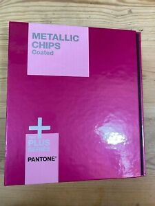 Pantone Metallic Chip Book Gb1507 Coated Reference 301 Color