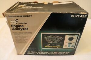 Sears Solid State Premium Electronic Engine Analyzer Model 214230