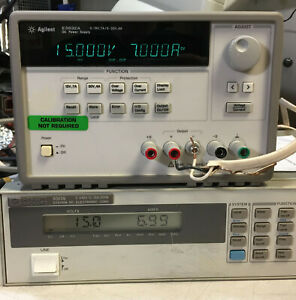 Hp Agilent E3632a Variable Dc Power Supply 0 15v 7a 0 30v 4a Load Tested