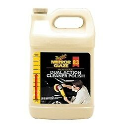 Meguiar s Dual Action Cleaner polish 1 gallon M8301