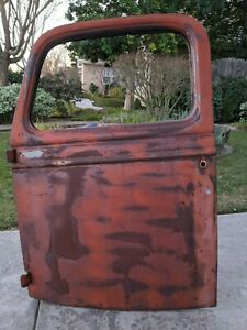 1935 1936 1937 Ford Pickup Truck Driver Side Door Shell