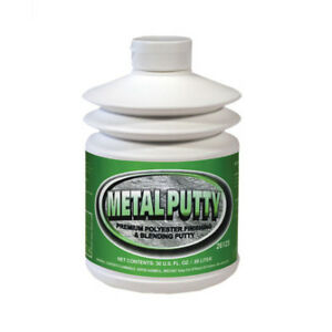 Metal Putty Polyester Finishing And Blending Putty 30 Oz 26125