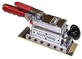 Hutchins Hustler Ii Mini Straight Line Air Sander 2023