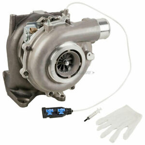 For Chevrolet Express 2500 Garrett Turbocharger Install Accessory Kit