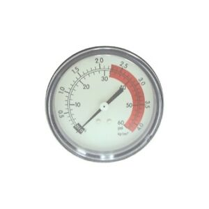 The Main Resource Air Gauge For Fmc john Bean Snap on Tire Changers Ag66170