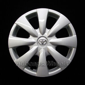 Toyota Corolla 2009 2013 Hubcap Genuine Factory Original 61147a Wheel Cover