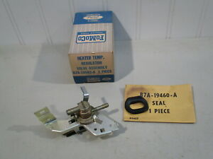 Nos 1957 1958 Ford Fairlane 1958 1960 T bird Heater Temperature Regulator Valve