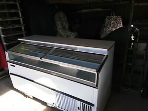 Master built Ice Cream Dipping Cabinet Display Freezer Gt 60 Display 12 Holds 20