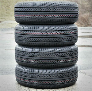 4 New Fullway Pc369 225 60r17 99h A S Performance Tires