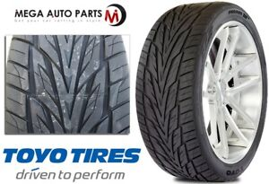 1 Toyo Proxes St Iii 315 35r20 110w M s All Season Performance Truck suv Tires