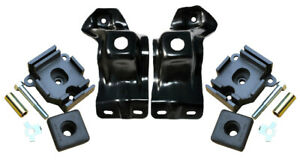 67 72 Chevy Gmc C10 Truck 396 402 Bbc Engine Frame Perches Rubber Motor Mounts