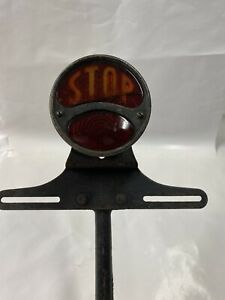 Vintage Stop Light Hot Rod 30 31 32 34 Ford Buick Dodge Chevy Sedan Coupe Reo